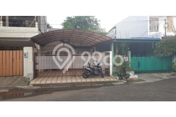 Dijual Rumah di Duren Tiga di Jalan Buntu 22412089