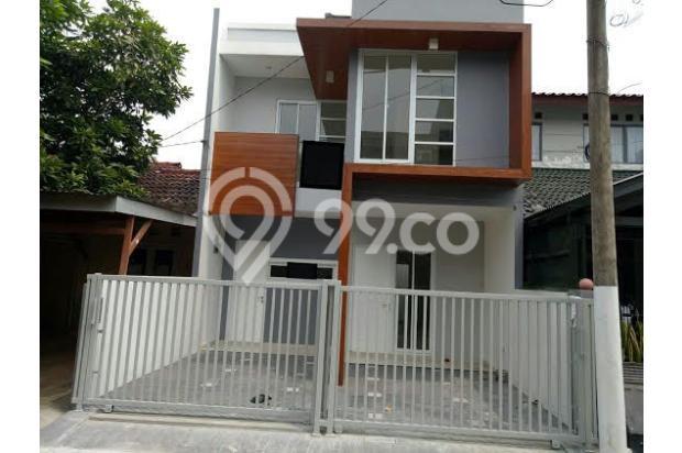 Dijual Rumah Baru 2 Lantai di Graha Bintaro Jaya, Tangerang Selatan 15830143