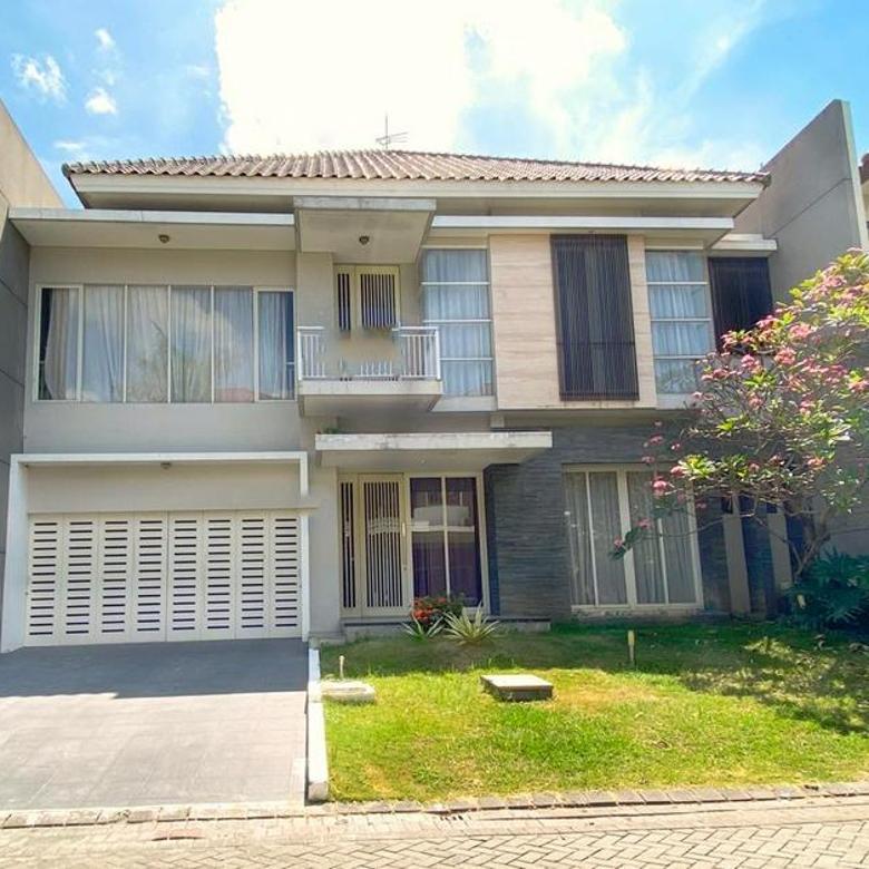 Rumah Villa Bukit Regency Surabaya Oke Terawat Harga Terjangkau