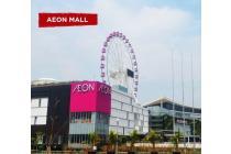 Ruko The Boulevard lt Luas 5x17 85m hadap jalan utama JGC Jakarta Garden City Cakung