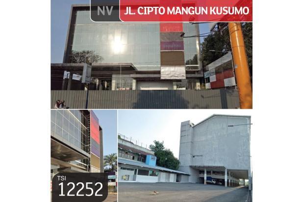 Rp152mily Gedung Bertingkat Dijual