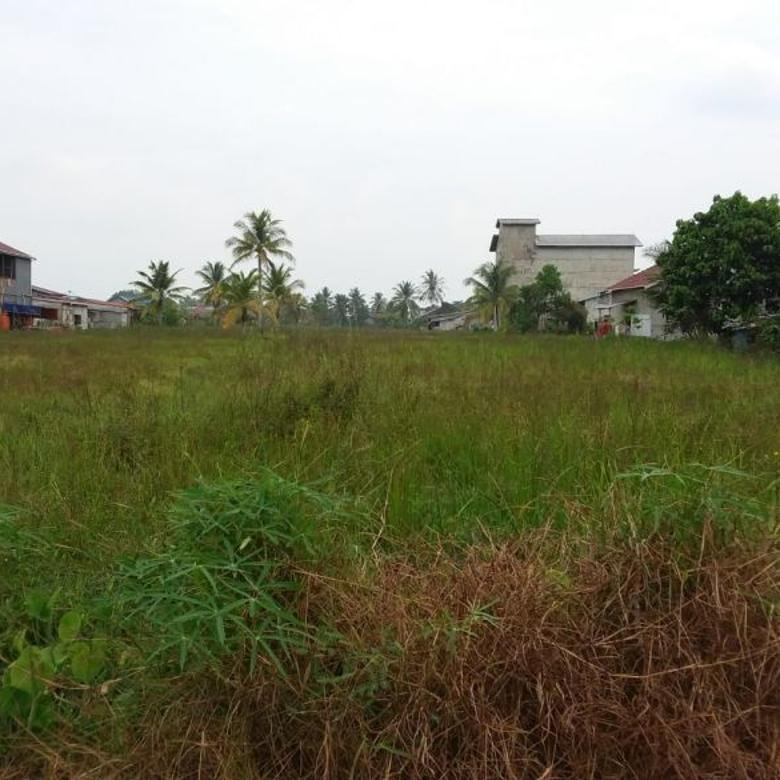 Tanah Dijual Jl. Pramuka Gang Ekonomi 3
