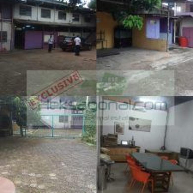 Di Jual Tanah beserta bangunan di Cibinong Bogor hks11829