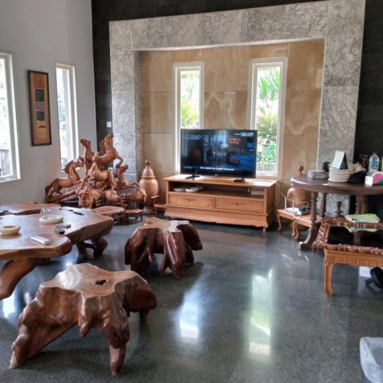 Villa luas nyaman dan mewah harga murah di Pandaan Pasuruan