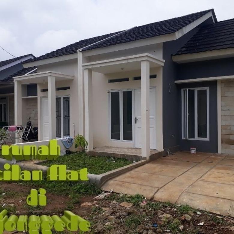 rumah komersil deket stasiun bojonggede 3 juta all in