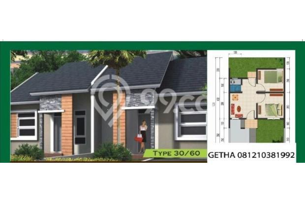 Dijual rumah cluster bersubsidi di karawang 16509803
