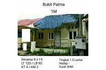 Rumah bukit palma Surabaya SHM murah!!!