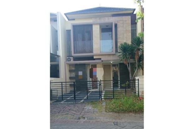 Rumah 2 lantai siap huni di San Antonio, Pakuwon City, Surabaya 9586792
