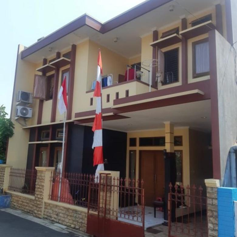 Rumah 2 Lantai Komplek BBD Mekarsari Cimanggis