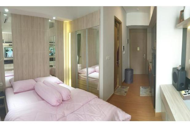 Taman Anggrek Residences Studio Fully Furnished Lantai Sedang, View City, Taman Anggrek, Jakarta Barat