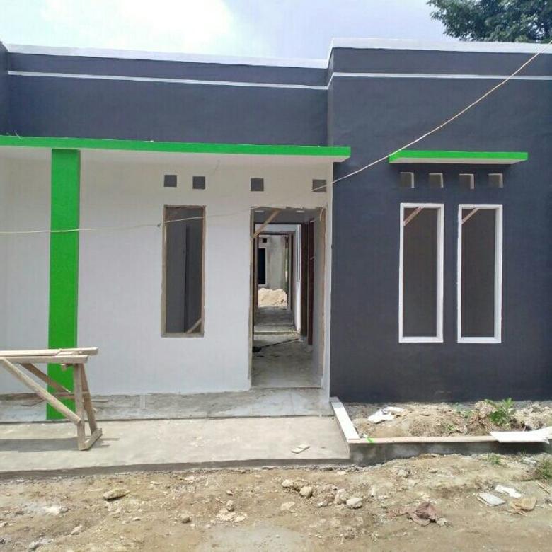 Rumah Syariah Mungil Gratis TV di Kalisuren Bogor