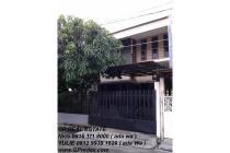 Dijual Rumah Ratu Melati Taman Ratu BU lt.180m2 5BR Furnish Nempel