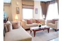 Dijual Apartemen Sudirman Park 3BR Unit Cantik Good Condition