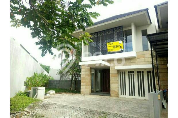 Dijual Rumah Royal Residence Crown Hill Garasi Luas Bonus Taman, Furnished 15475534