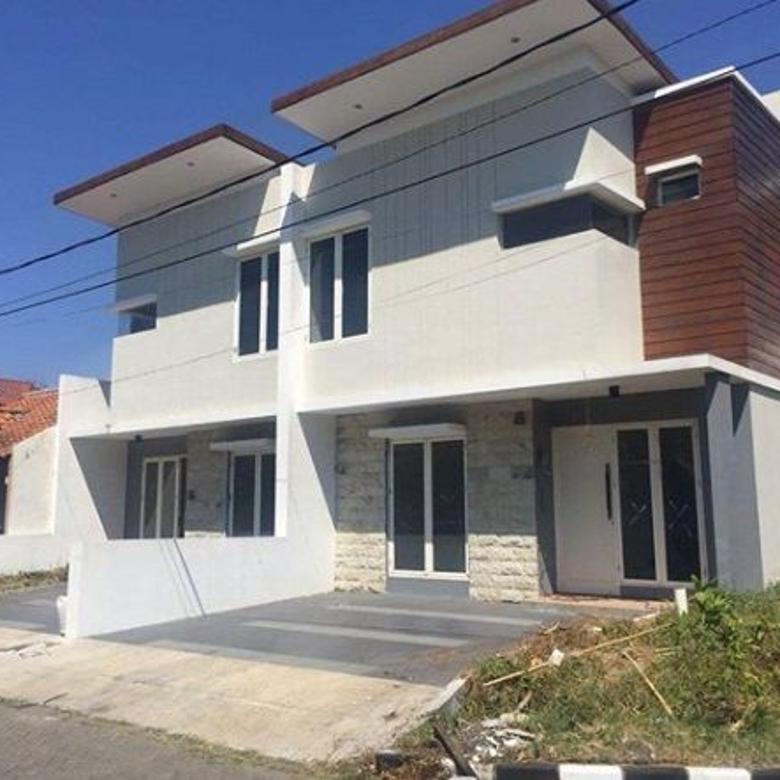 Rumah Babatan Pratama New Minimalis Modern Murah