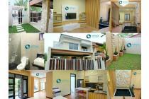 Rumah Mewah Full Furnish di Palagan dkt UGM, Hyatt Lingk. Elit View Bagus