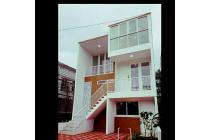 Rumah 3 Lantai Harga 1.5 M di Perum Nurul Ikhwan Bogor