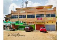 Dijual Ruko 1 Unit Lokasi di Simpang Patal Pusri Palembang