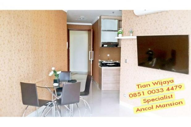 DIJUAL murah Apartemen Ancol Mansion Type 1 kmr (Furnish) 6385021