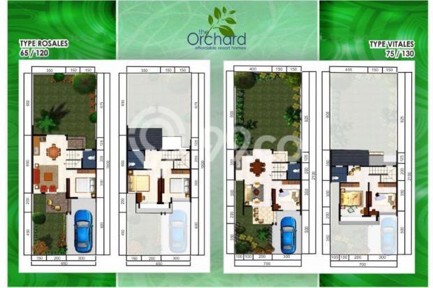 New Cluster Modern di Orchard Cimahi 14371396