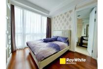 Apartemen di Senayan City Residence, Jakarta, Connecting to Senayan City Mal, Siap Huni, Furnished, High Floor