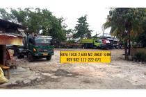 Tanah Tugu Raya 2,600 m2 Jakut Dekat Tol Cakung Siap Pakai