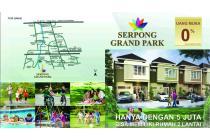 Serpong Grand Park, Free biaya BPHTB, KPR, DLL