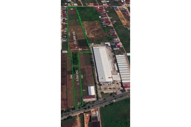 Rp62,8mily Tanah Dijual