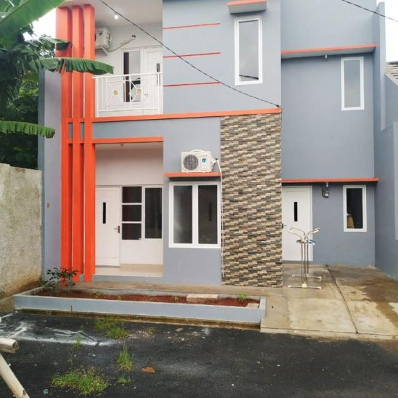 Rumah Murah 1 dan 2 Lantai  di Munjul Cipayung Jakarta Timur
