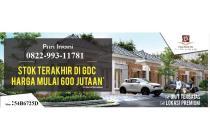 Dijual rumah murah pinggir jalan di selatan jakarta @ grand depok city