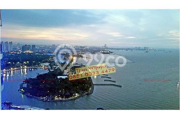 Dijual cepat Apartemen Ancol Mansion 67m2 lantai Tinggi (Murah  Jarang Ada) 9879373