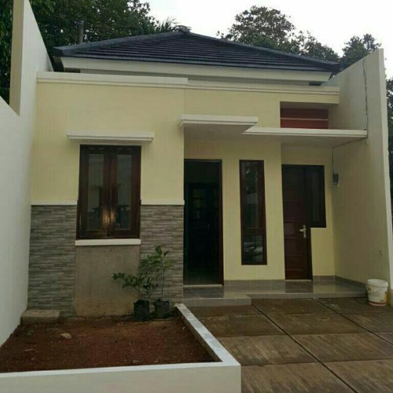Rumah minimalis di jatiasih
