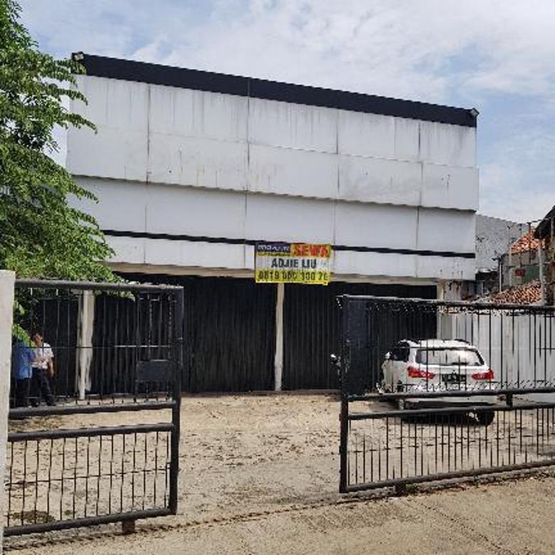 Pinggir jalan raya Daan Mogot, dekat Perum Daan Mogot Baru, Kalideres, Zonasi DKI Kantor
