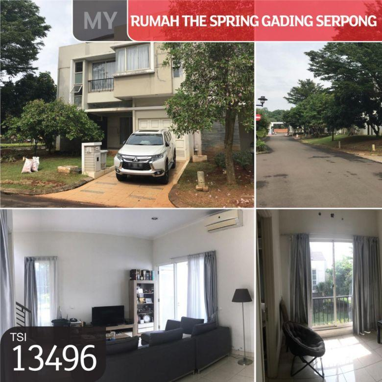 Rumah The Spring Gading Serpong, Cluster Canary, Tangerang, 26