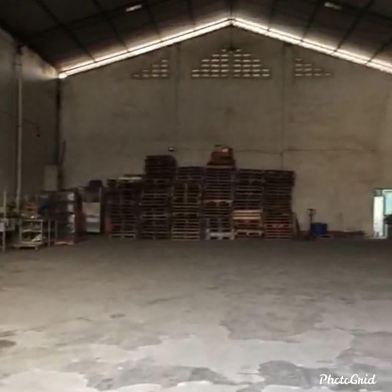 Gudang 8 Dadap - Tangerang