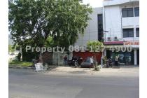 DISEWAKAN ruko Dr. Cipto, Tengah Kota, Semarang, Rp 175jt/th