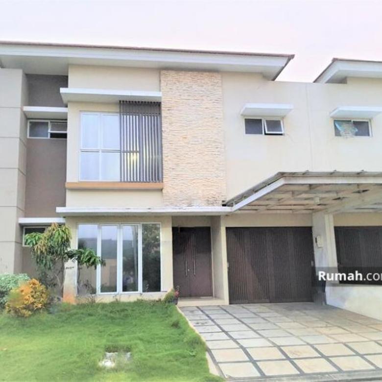 Rumah 250m type 4KT cluster Dbanyan JGC Jakarta Garden City