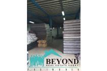 Paket Hemat! Gudang Kontruksi Baja+Pabrik+Rumah di Batujajar B