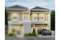 Rumah Manyar Jaya NEW GRESS MINIMALIS