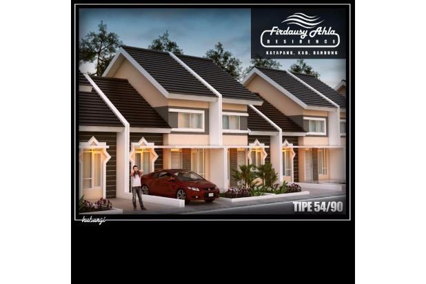 Jual Rumah Syariah Cluster di Firdausy Ahla, Lokasi Soreang 14318580