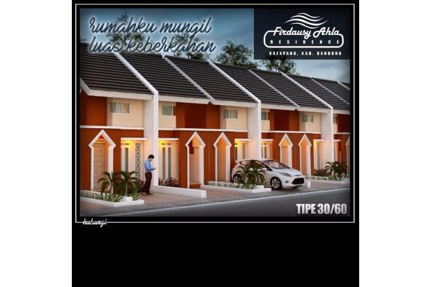 Jual Rumah Syariah Cluster di Firdausy Ahla, Lokasi Soreang 14318581