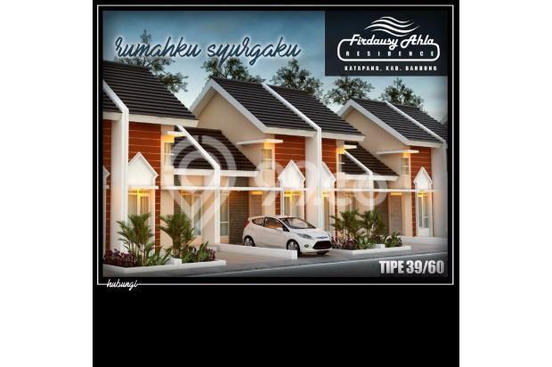 Jual Rumah Syariah Cluster di Firdausy Ahla, Lokasi Soreang 14318579