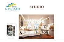Dijual Cepat Apartemen Puri Orchard Tipe Studio, Puri Indah, Jakarta Barat