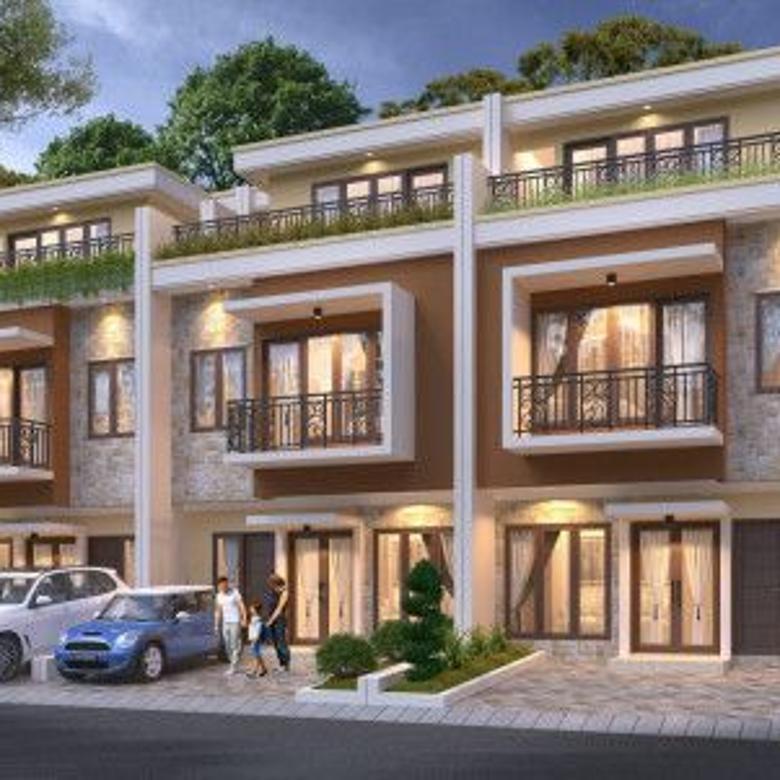 Smart Home Exclusive, Design Roof Top Garden, Jatiasih Bekasi