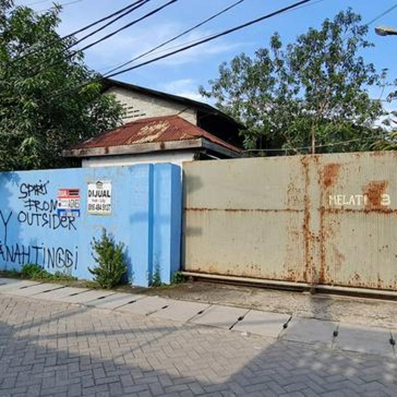 Gudang ex pabrik plastik di Daan Mogot Tanah Tinggi !!