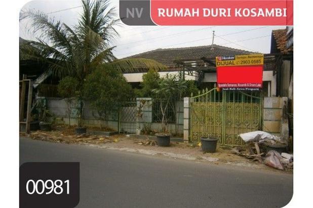 Rumah Duri Kosambi, Jakarta Barat, Brand New, 353m, 1 Lt 5200208