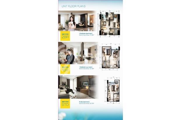 Dijual Apartemen Strategis di Vasanta Innopark Cibitung Bekasi 17341327