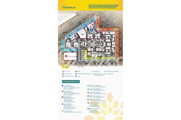 Dijual Apartemen Strategis di Vasanta Innopark Cibitung Bekasi 17341354