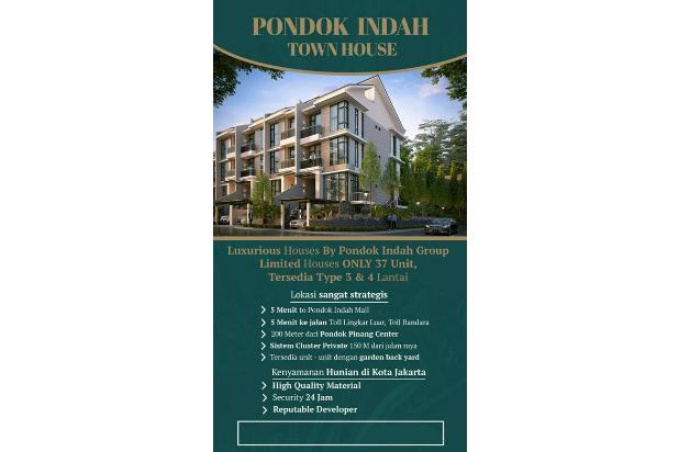 Rp5,68mily Rumah Dijual