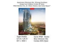 Apartemen Westown Wiyung surabaya dekat akses tol